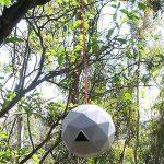 Geodesic Dome Birdhouse