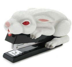 Monty Python Killer Rabbit Stapler