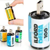 Roll of Film USB Flash Drives