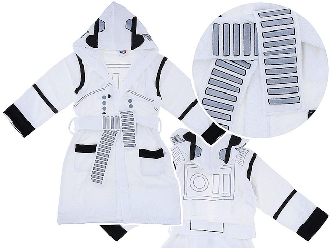 Stormtrooper Bathrobe