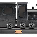 Train Shaped PC Computer Case