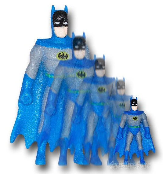 Batman Grow Toy