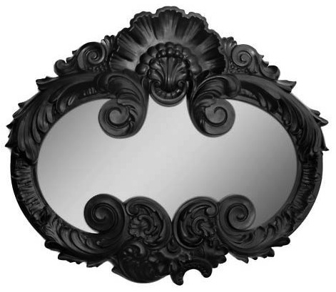 batman mirror Pinboard