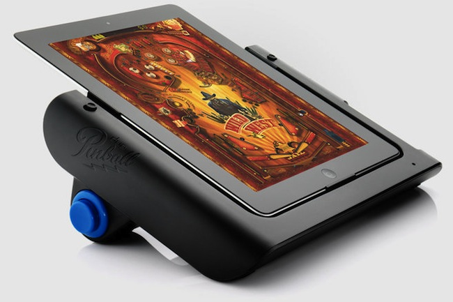 Duo Pinball Adds Pinball Controls to the iPad