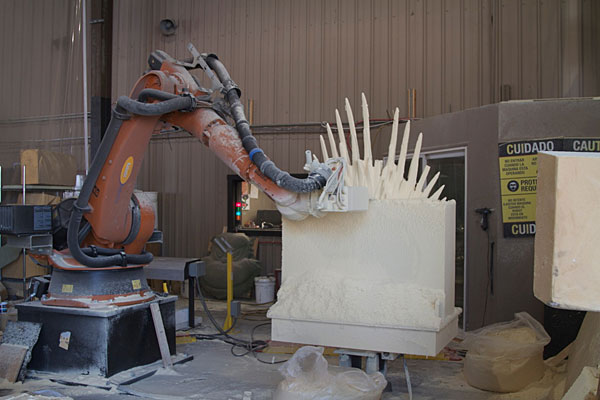 game of thrones throne making of $30,000 Game of Thrones Life Sized Throne