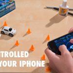 ZenWheels Tiny iPhone Controlled R/C Car