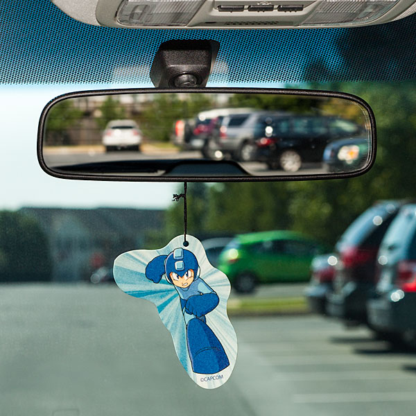 Mega Man Car Air Freshener