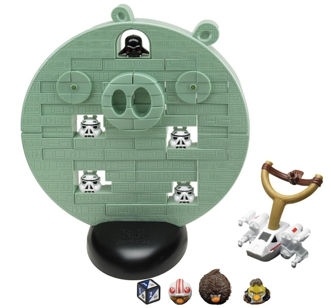 star wars angry birds death star Angry Birds Star Wars Jenga Sets