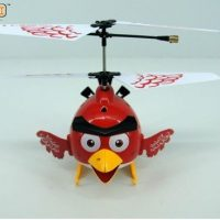 angry bird helicopter