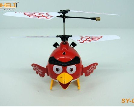 Angry Birds R/C Helicopter