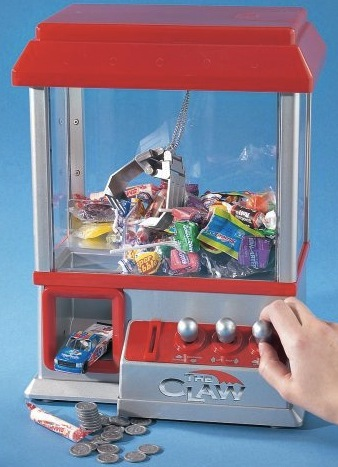 Claw Game Candy Grabber