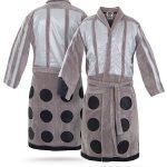 Doctor Who Dalek Bathrobe