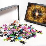 Higgs Boson Jigsaw Puzzle