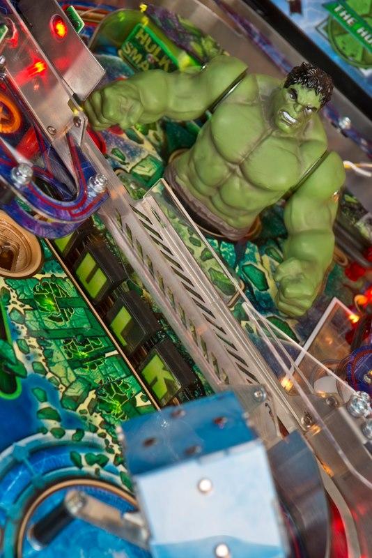 hulk smash pinball Stern Pinball Announces Avengers Pinball