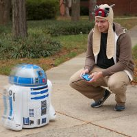 Inflatable Remote Controlled R2-D2