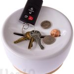 Coin Storage and Key Holder
