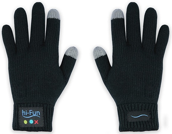 bluetooth gloves Talk to the Hand: Bluetooth Handset Gloves