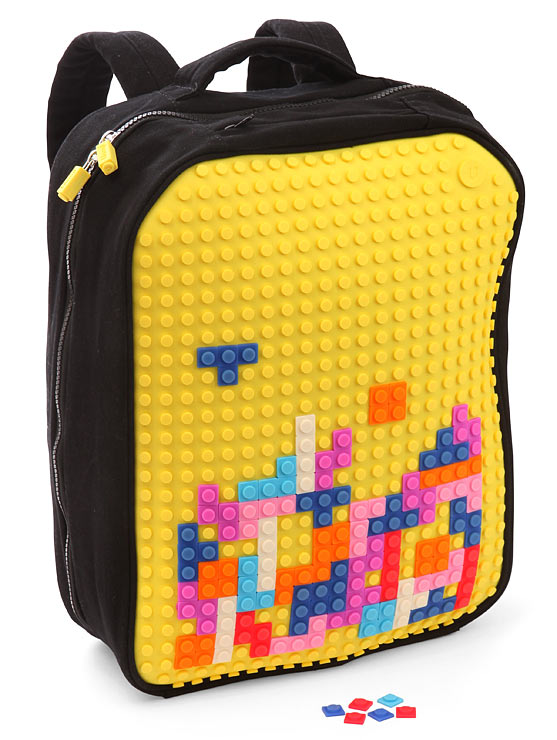 Design Your Own Pixel Art Backpack