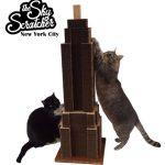 Empire State Building Cat Scratcher