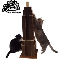 empire state building scratcher
