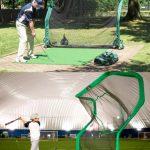 Multi-Sport Ball-Returning Net