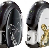 Nestle Star Wars Coffee Machines
