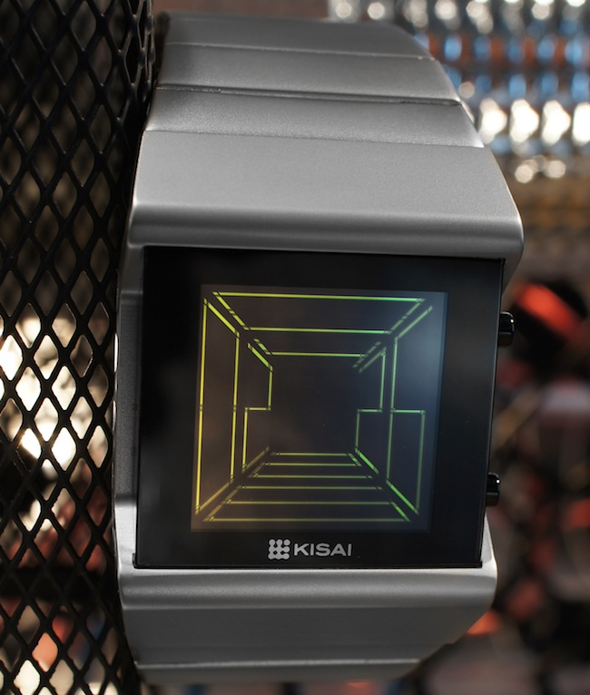 The Futuristic Tokyoflash Space Digits Watch