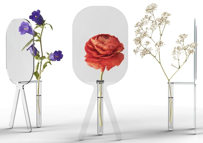 Big Bloom Magnifying Vase