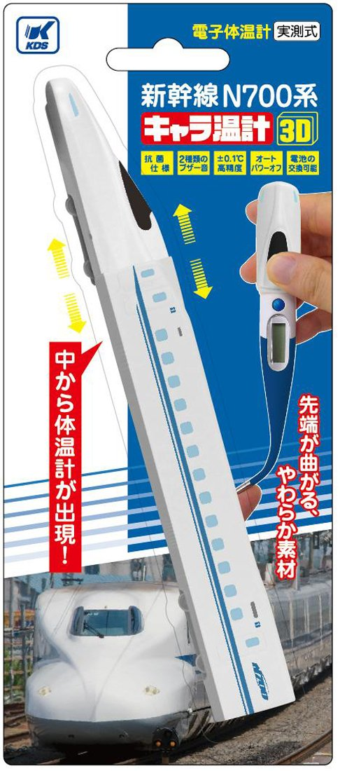 bullet train thermometer Pinboard
