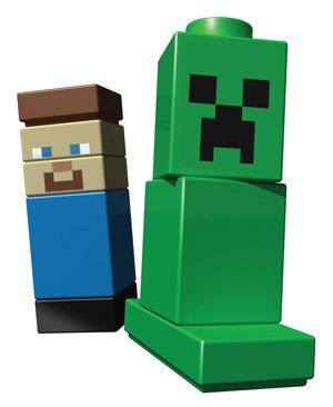 lego minecraft figures LEGO Minecraft