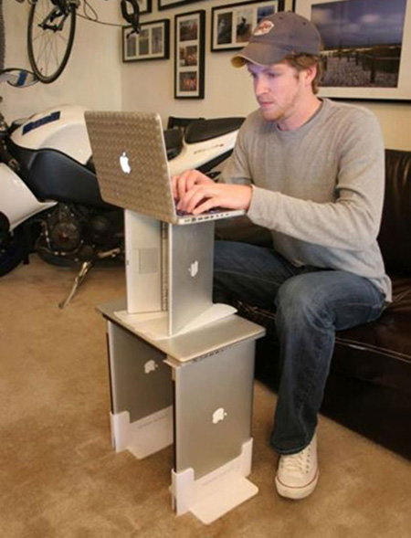 MacBook Computer Desk
