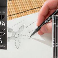 Ninja Pencils