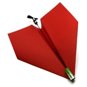 paper airplane prop Pinboard