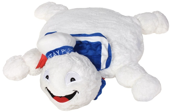 stay puft pillow pet Ghostbusters Stay Puft Marshmallow Man Pillow Pet
