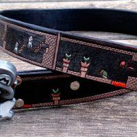 super mario level belt