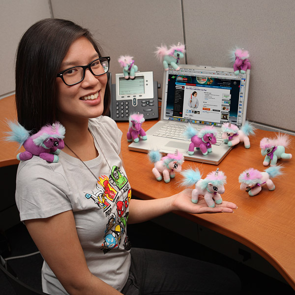unicorns everywhere Plush Unicorn Bouquet