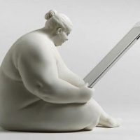 Venus of Cupertino iPad Holder