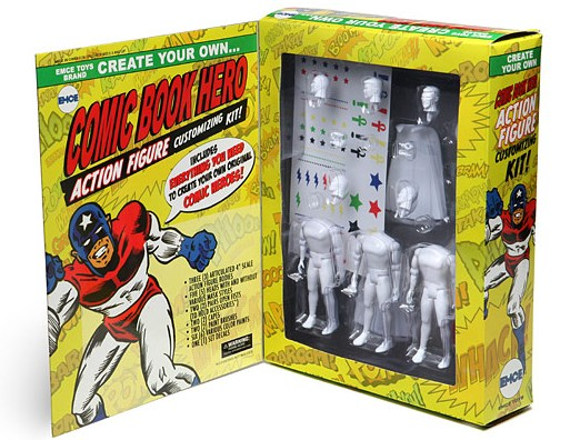 Build Your Own Superhero Kit
