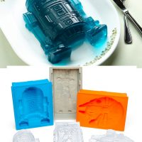 giant star wars ice cube trays