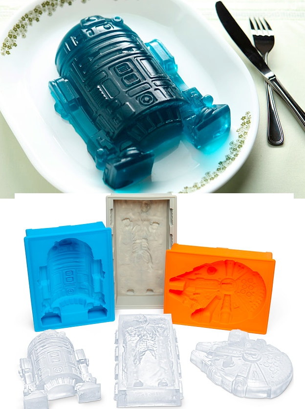 Giant Size Star Wars Silicone Molds