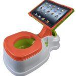iPotty: iPad Holding Potty Seat