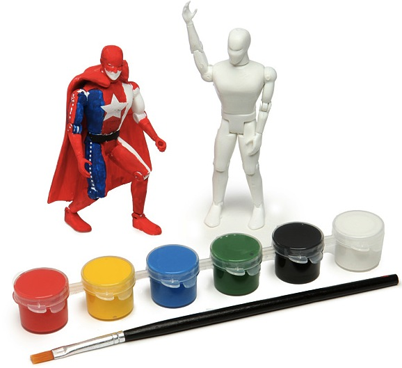 make your own super hero kit Build Your Own Superhero Kit