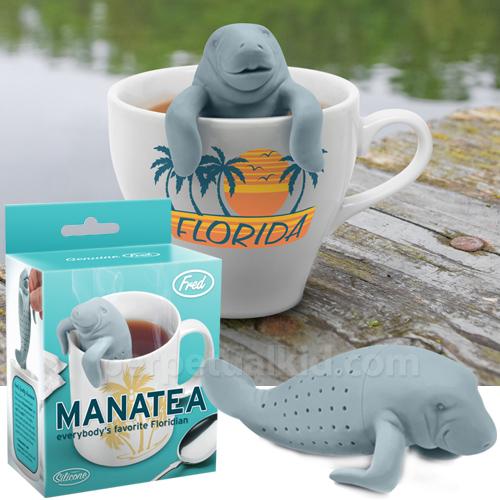 manatea tea infuser Manatee Insanity: ManaTea Tea Infuser