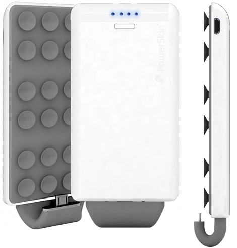 powerskin popn charger PowerSkin PoP'n Battery Charger fits any Phone Case