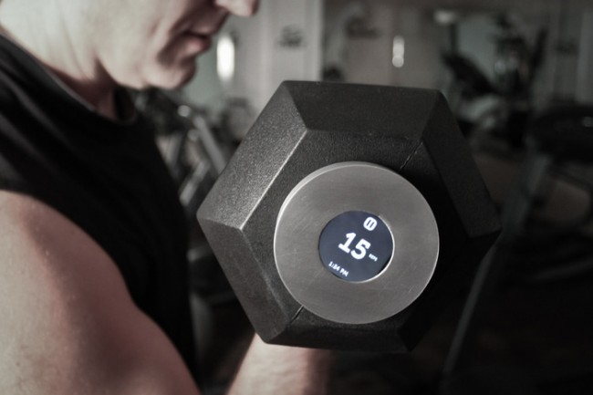 SmartIRON: Magnetic Workout Tracker
