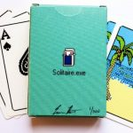 Windows 98 Solitaire Deck of Cards
