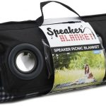 Picnic Blanket with Speakers