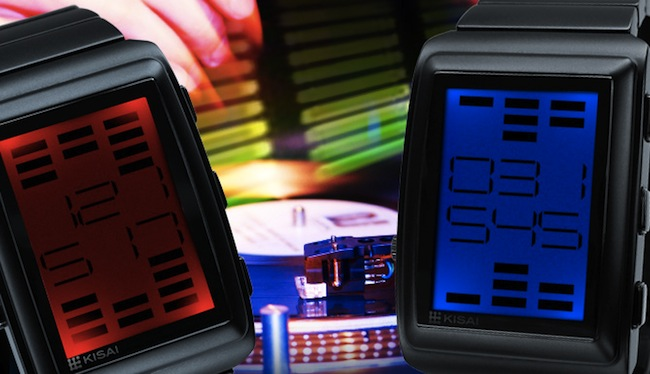 Tokyoflash Sound Sensitive Equalizer Watch