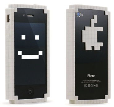8 bit bumper Pixelate Your iPhone with an 8 Bit Bumper