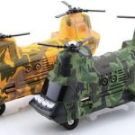 Camouflage Helicopter Audio Player